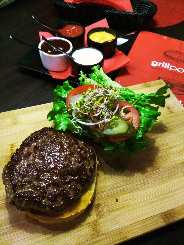 burger grillpoint katowice