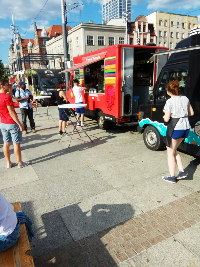 food truck babcha korea