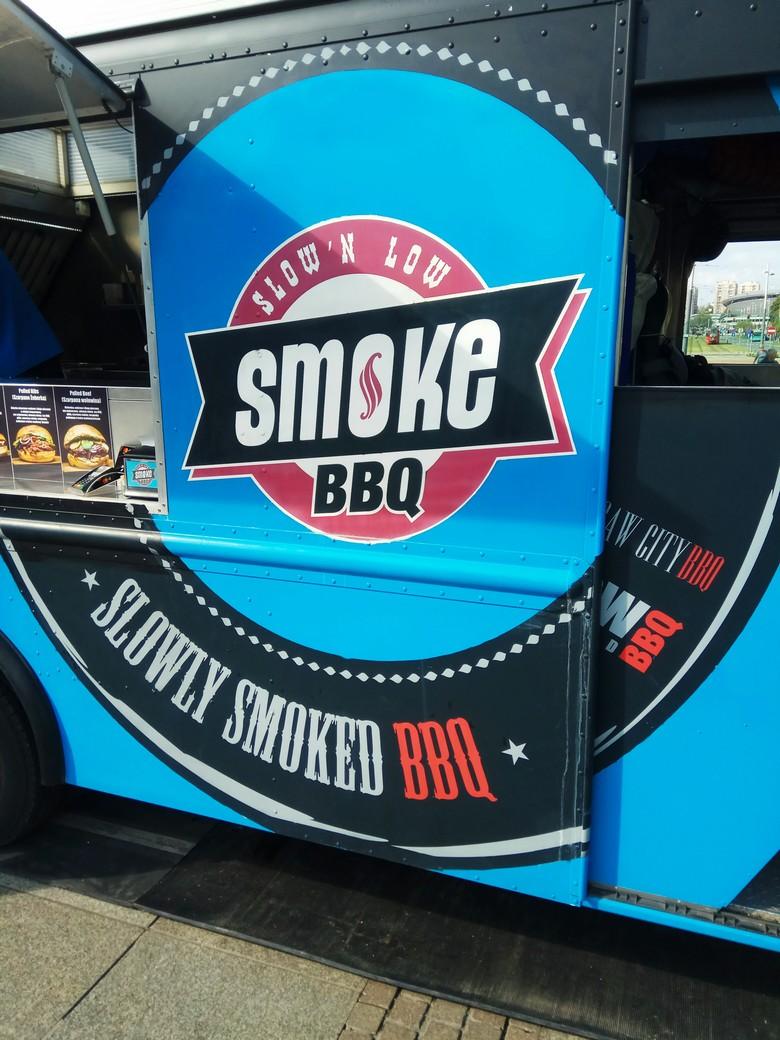 food truck smoke bbq