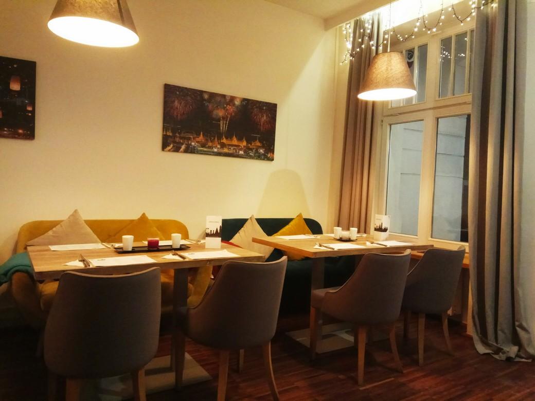bangkok restauracja katowice