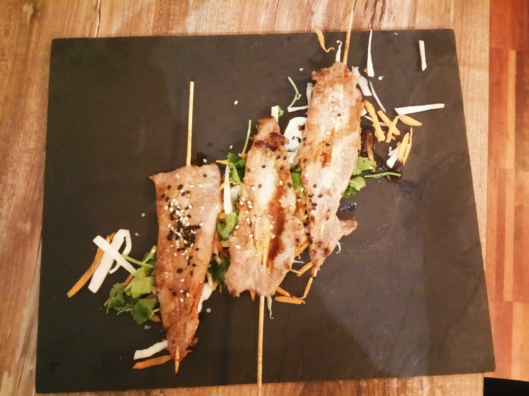 menu bangkok by lime leaf
